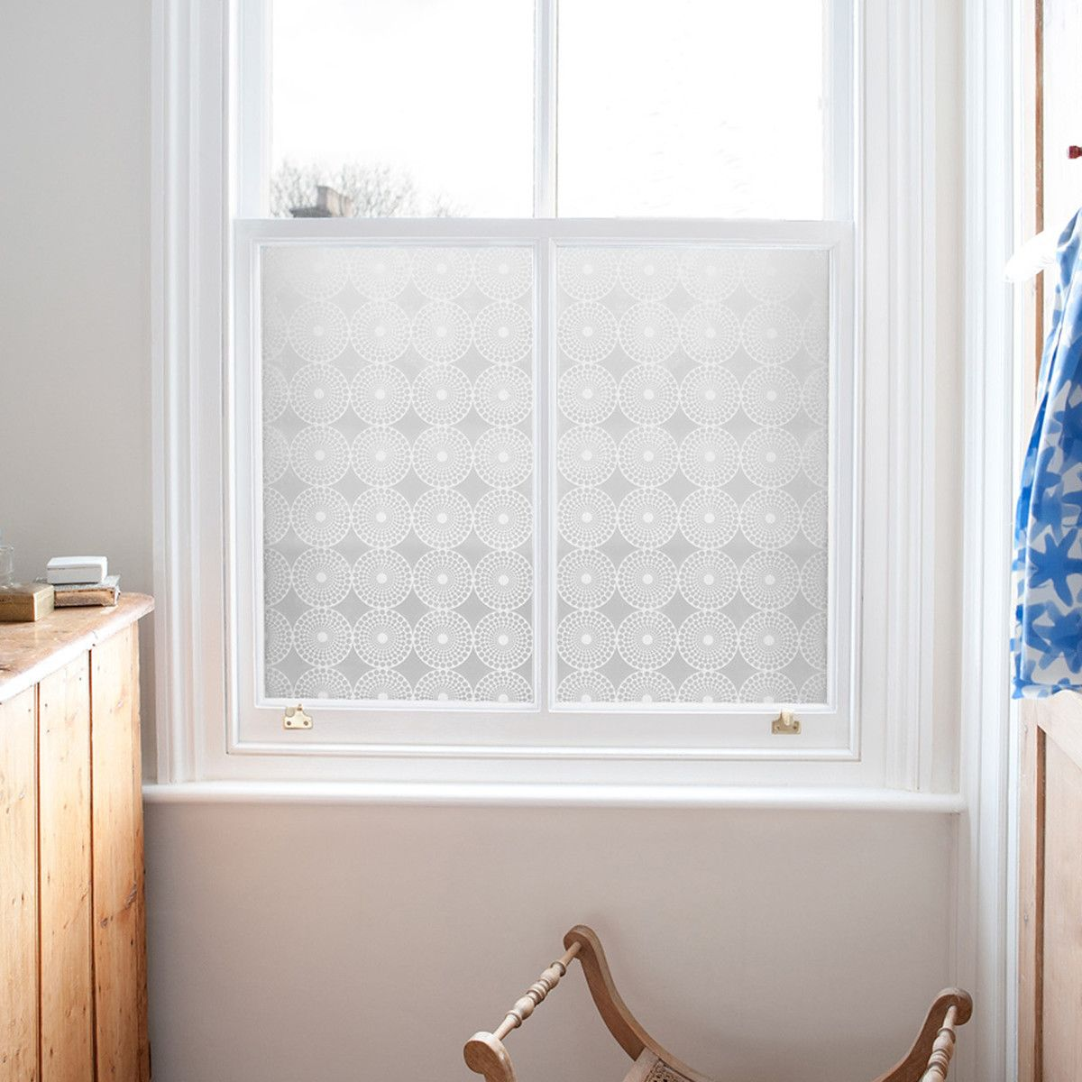 gotta do this for my apartment, pearl window film by Emma Jeffs ...