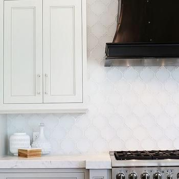 White Arabesque Glass Tile Arabesque Tile Backsplash Glass Tile Backsplash Kitchen Arabesque Tile