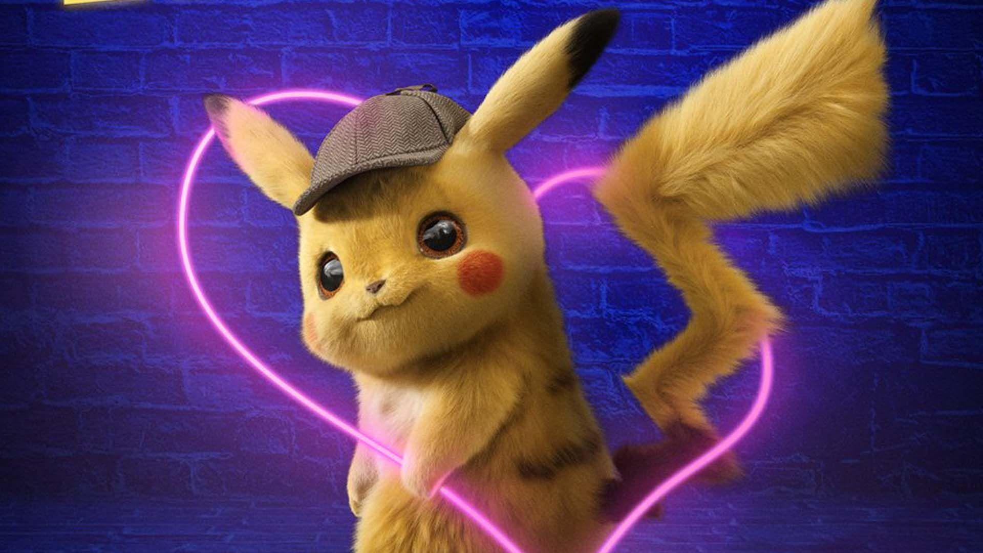 Pokemon Detetive Pikachu Sai Um Pouco Dos Moldes Das Historias Tradicionais De Pokemon E Aqui A Criatura Pikachu Pikachu Pikachu Papel De Parede Pokemon Fofo