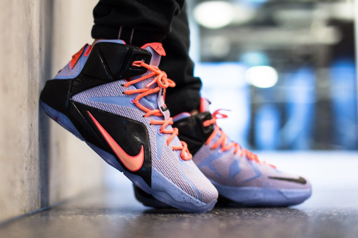 "competitive price a9b5b c11c6 Nike LeBron 12 ""Easter"" (Detailed Pictures) Sports amp Outdoors - Womens"