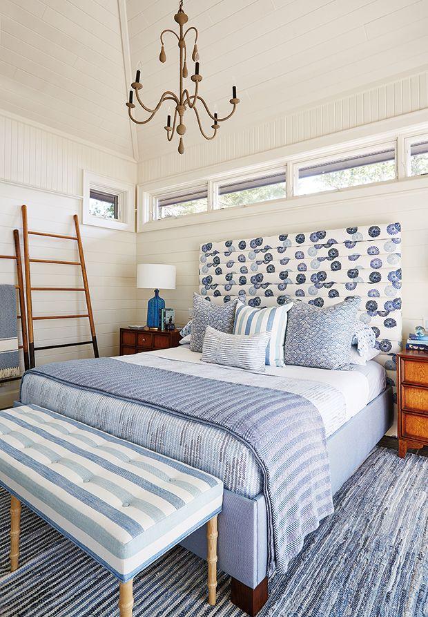 20 chambres de chalets au charme champ tre chambre coucher pinterest le charmes - Chambre a coucher champetre ...