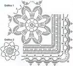 Gráficos de crochê 003