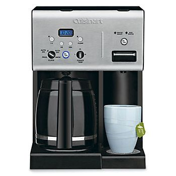 Cuisinart 12 Cup Coffee Maker With Hot Water System 99 99 Cuisinart Coffee Maker Coffee Maker Hot Water System