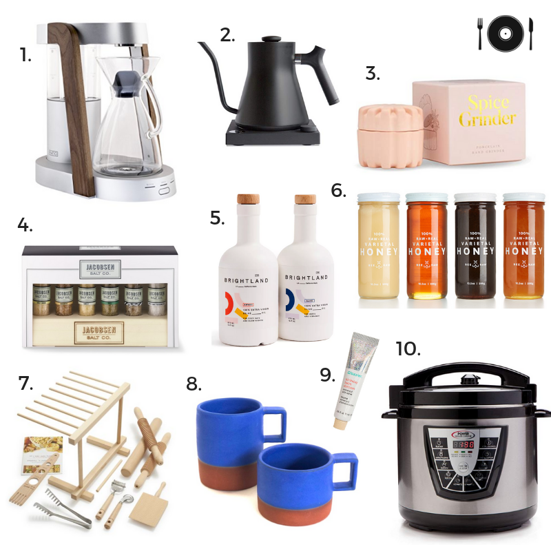 Gift Guide Kitchen Gifts For Him And Her We Looked High Low Our Favorite Centric Ideas Ve Got Something Everyone