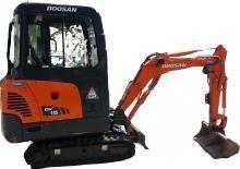 Doosan DX15 DX18 Crawler Excavator Workshop Service Manual