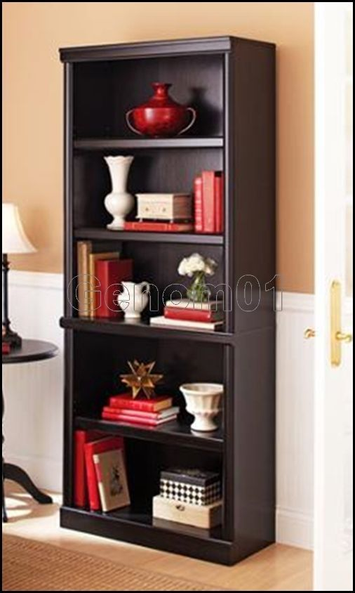c7de904a1aa95e381512ed3be6ccdf6d - Better Homes Gardens Ashwood Road 5 Shelf Bookcase