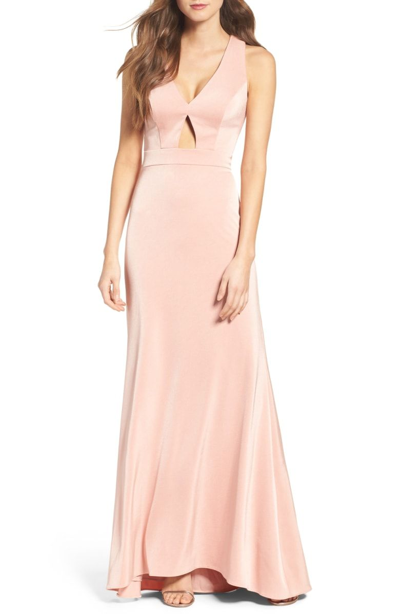 Nordstrom dresses wedding guest  Free shipping and returns on Xscape Cross Back Gown Regular