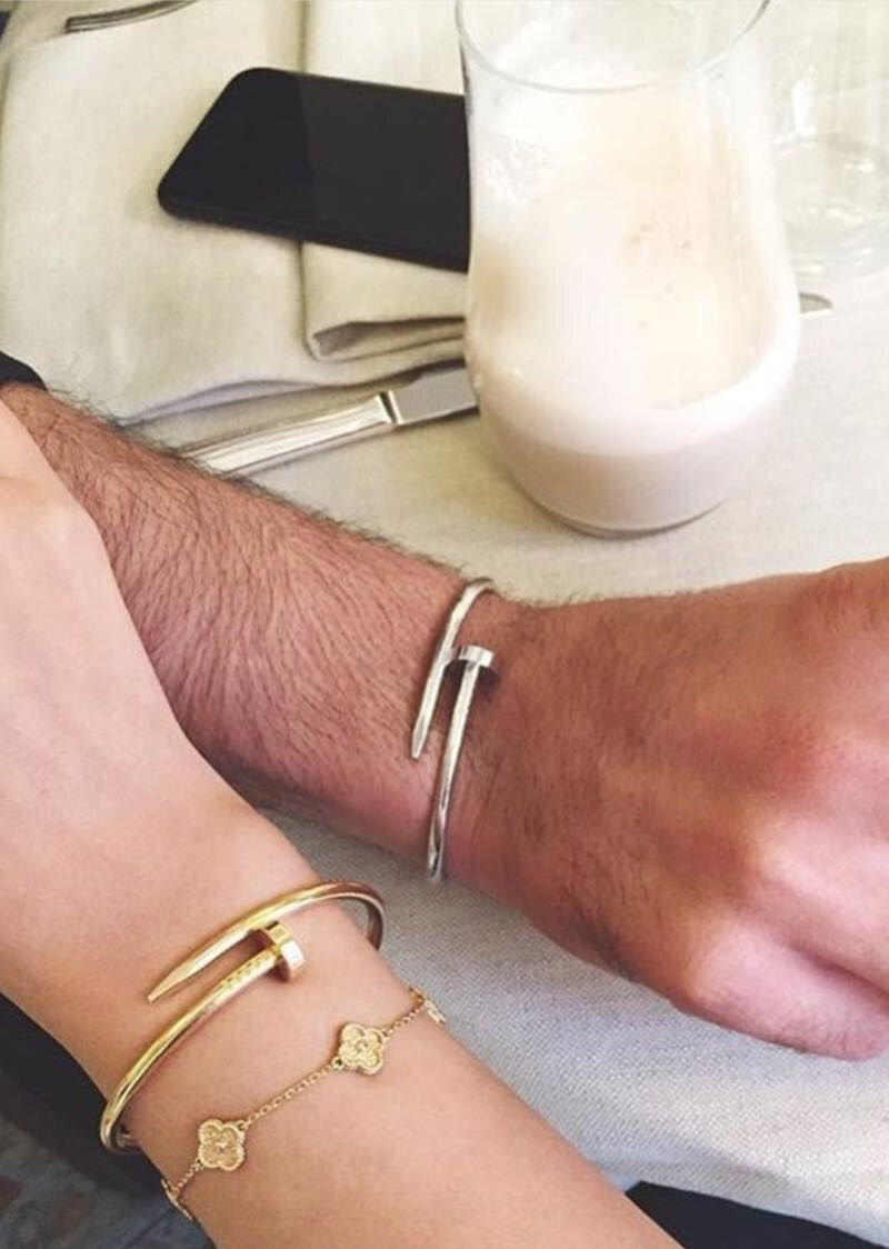 Pin By Harry Potter Market On Jewelry Love Bracelets Cartier Love Bracelet Jewelry