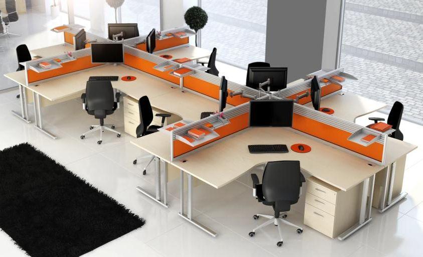 ide desain interior kantor minimalis modern inspiratif yang menawan 4 jpg 843 512 ruang pinterest