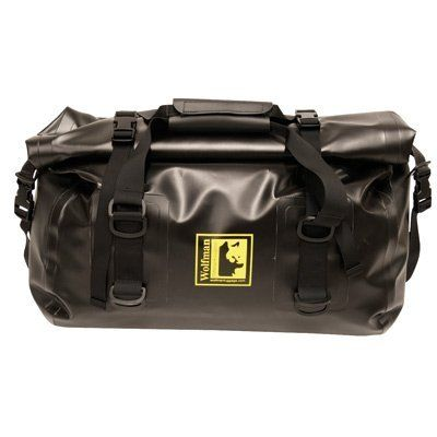 Wolfman Expedition Dry Duffel Bag Large Black by Wolfman, http://www.amazon.com/gp/product/B005BHCEOW/ref=cm_sw_r_pi_alp_Ae31pb1DZ2CQN (waterproof.  uh huh.)