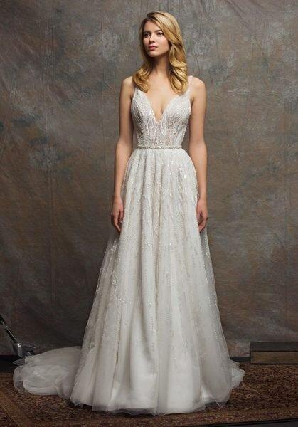 Enaura Little White Dress Bridal Shop Denver Colorado S Best Designer Wedding Dresses And Access In 2020 Wedding Dresses Beaded White Bridal Dresses Enaura Bridal