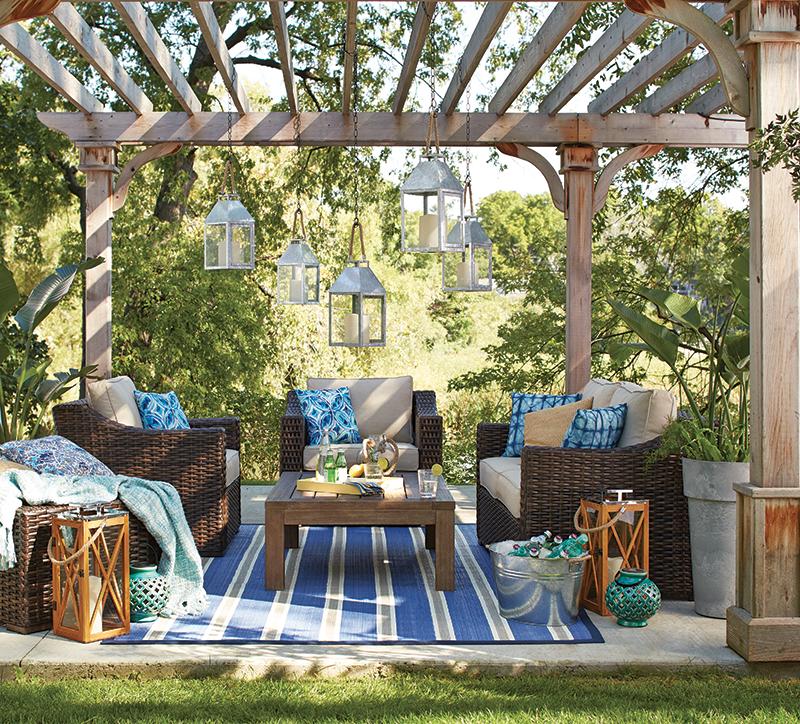 10 id es pour maximiser sa terrasse les id es de ma. Black Bedroom Furniture Sets. Home Design Ideas