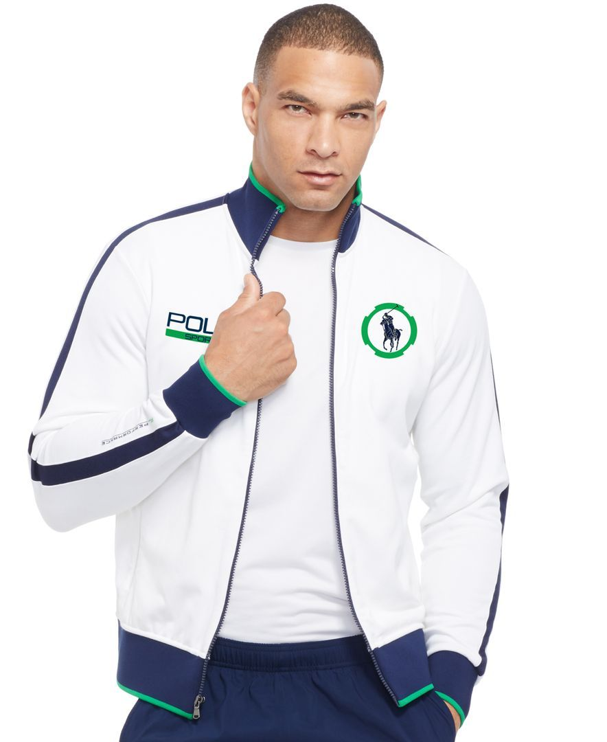 Polo Sport Pique Track Jacket & Reviews Hoodies