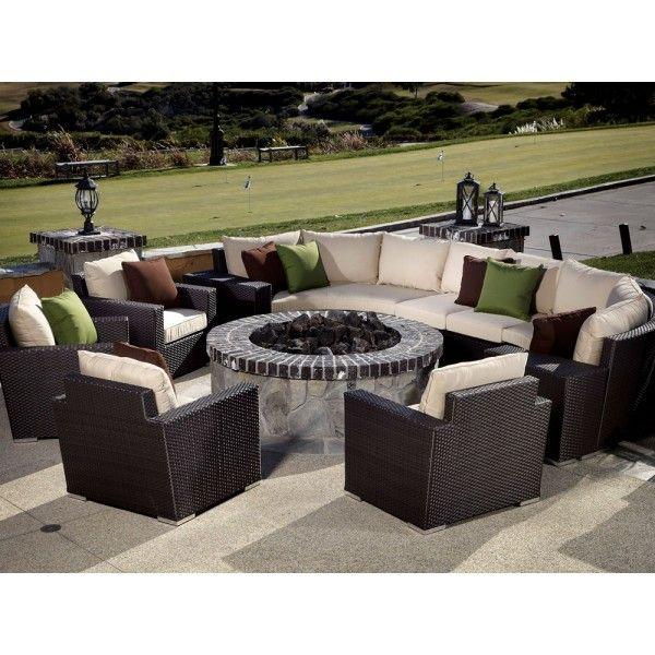 Outdoor Wicker Patio Furniture, Sunset West Patio Furniture