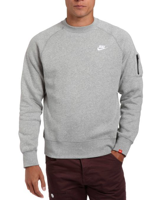 Nike Foundation Crew Sweater - JD Sports