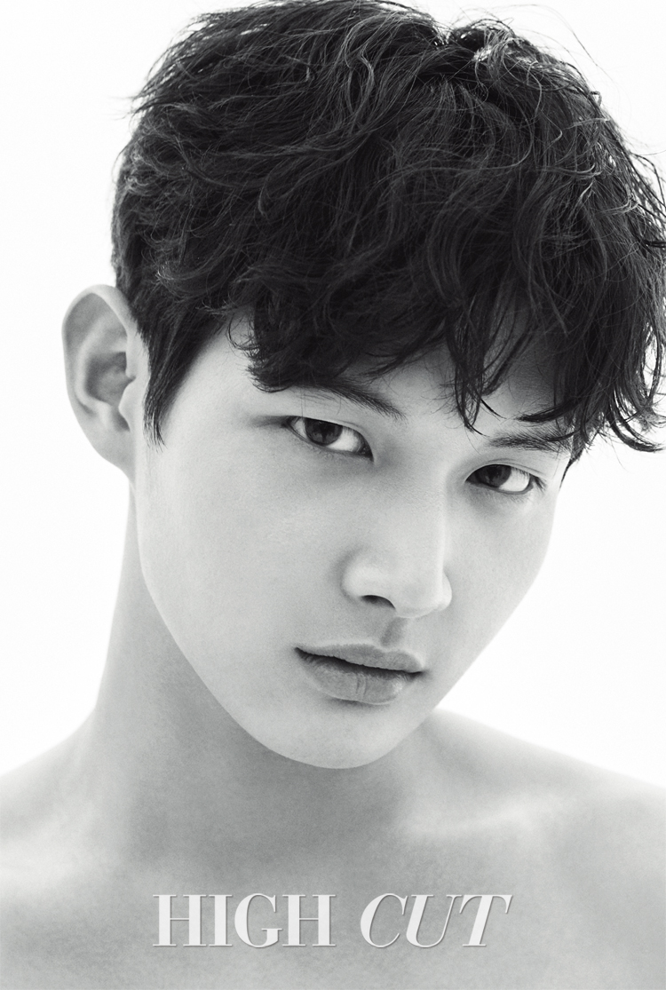 Lee Seo Won High Cut Magazine Vol