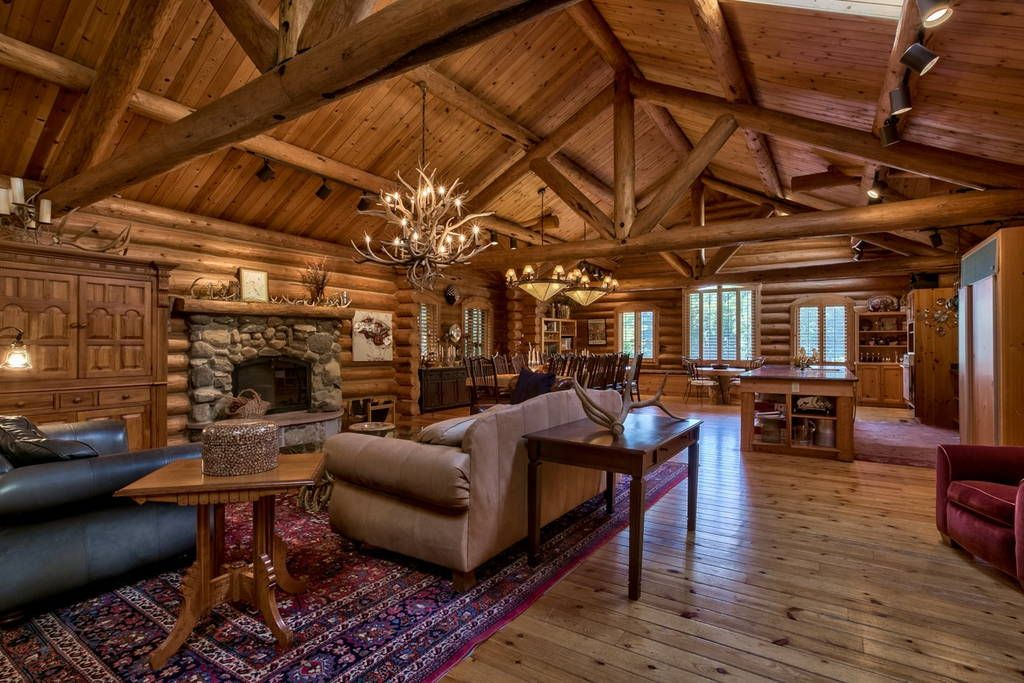 Check out this awesome listing on airbnb lodge on lake 14