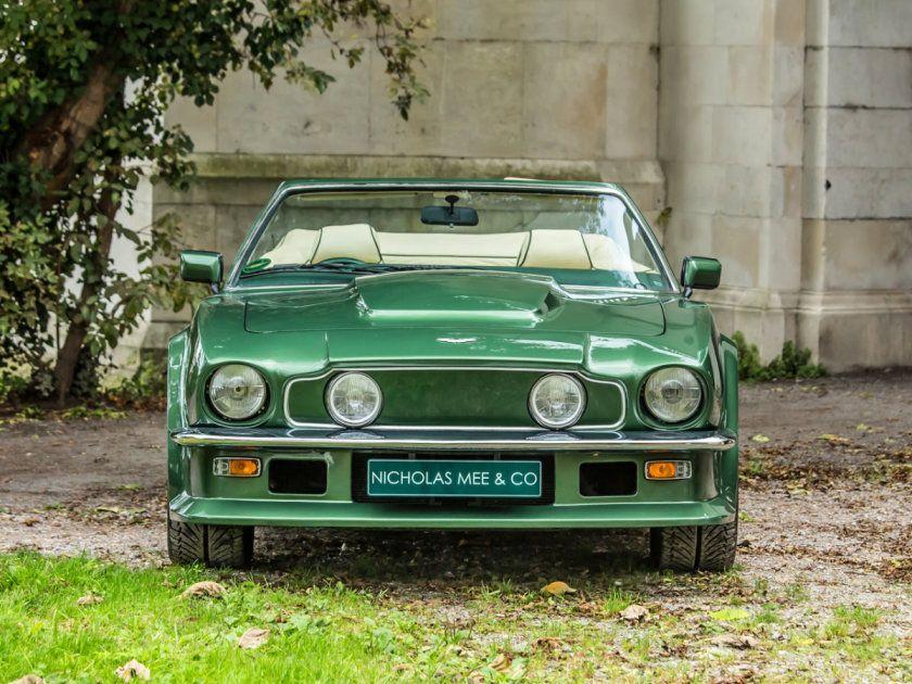 Aston Martin V8 Vantage Volante X-Pack   Aston Martin   Pinterest ...
