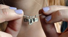 Love Letters Necklace