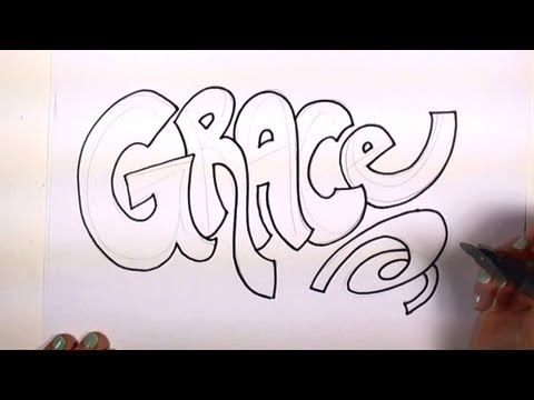 cool ways to write your name on paper Cool ways to write letters of the writngs and papers cool ways to write today i will show you an easy way to make bubble letters so that you can.