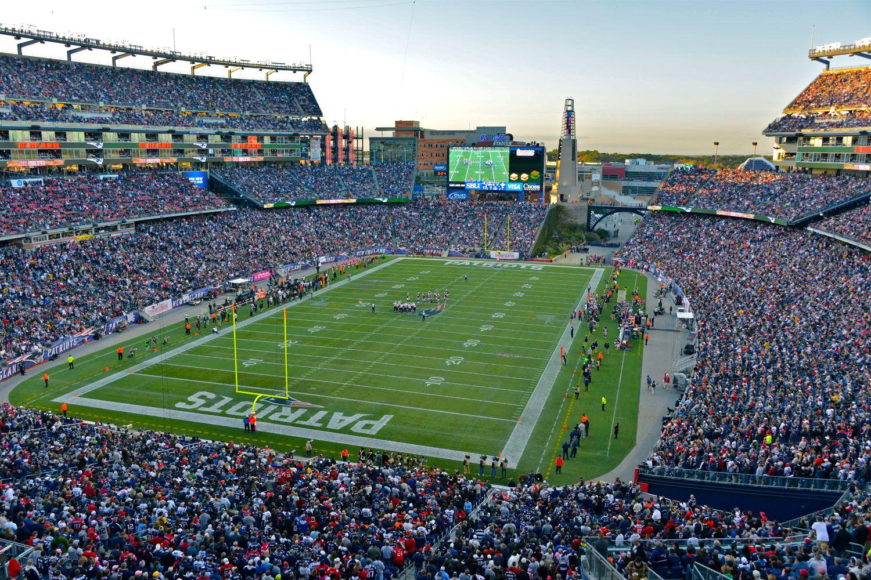 Gillette Stadium Wallpaper New England Patriots Pictures New England Patriots Gillette Stadium