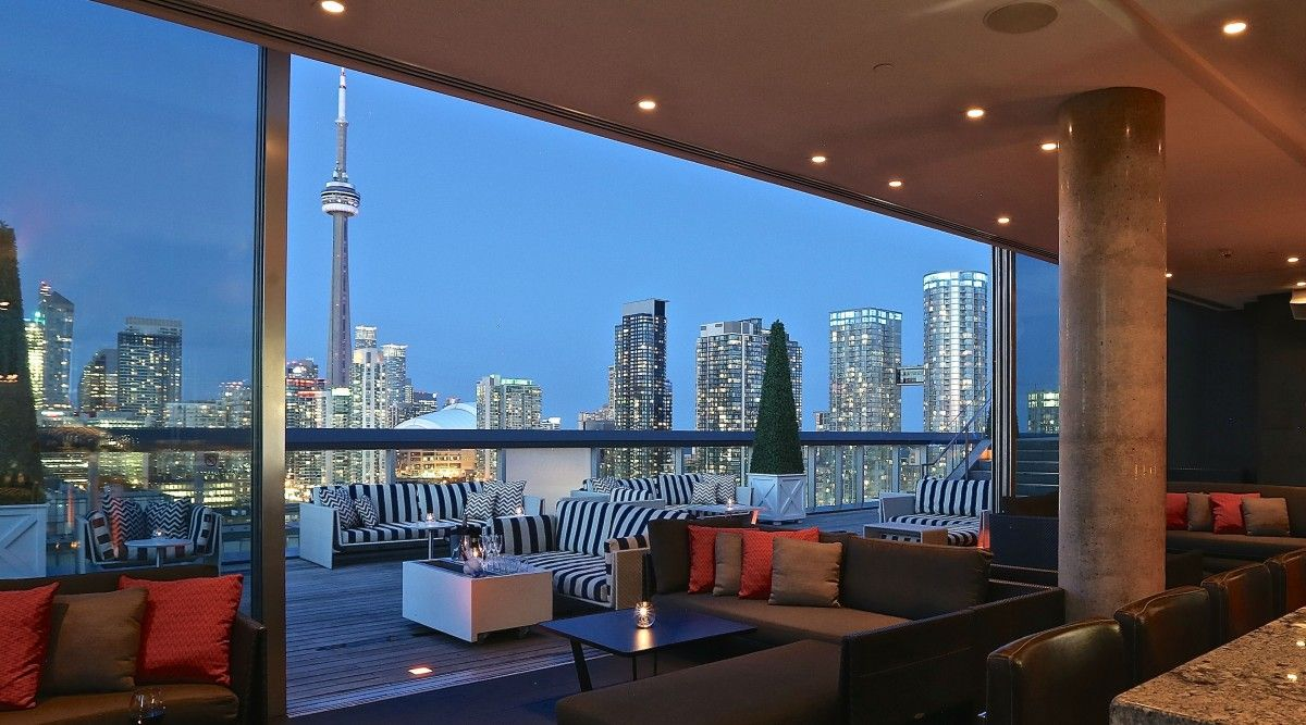 Boutique Hotels Toronto Thompson Toronto Luxury Hotel Suites