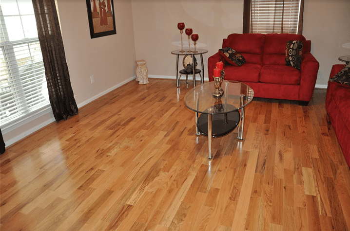 Prefinished Cabin Grade Natural Red And White Oak Mix By Somerset In Mooresville Nc Hardwood Floors Prefinished Hardwood Prefinished Hardwood Floors