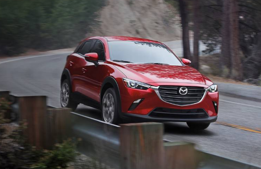 There Are So Many Features You Can Get In The 2020 Mazda Cx 3 Mazda Subcompact Led Exterior Lighting