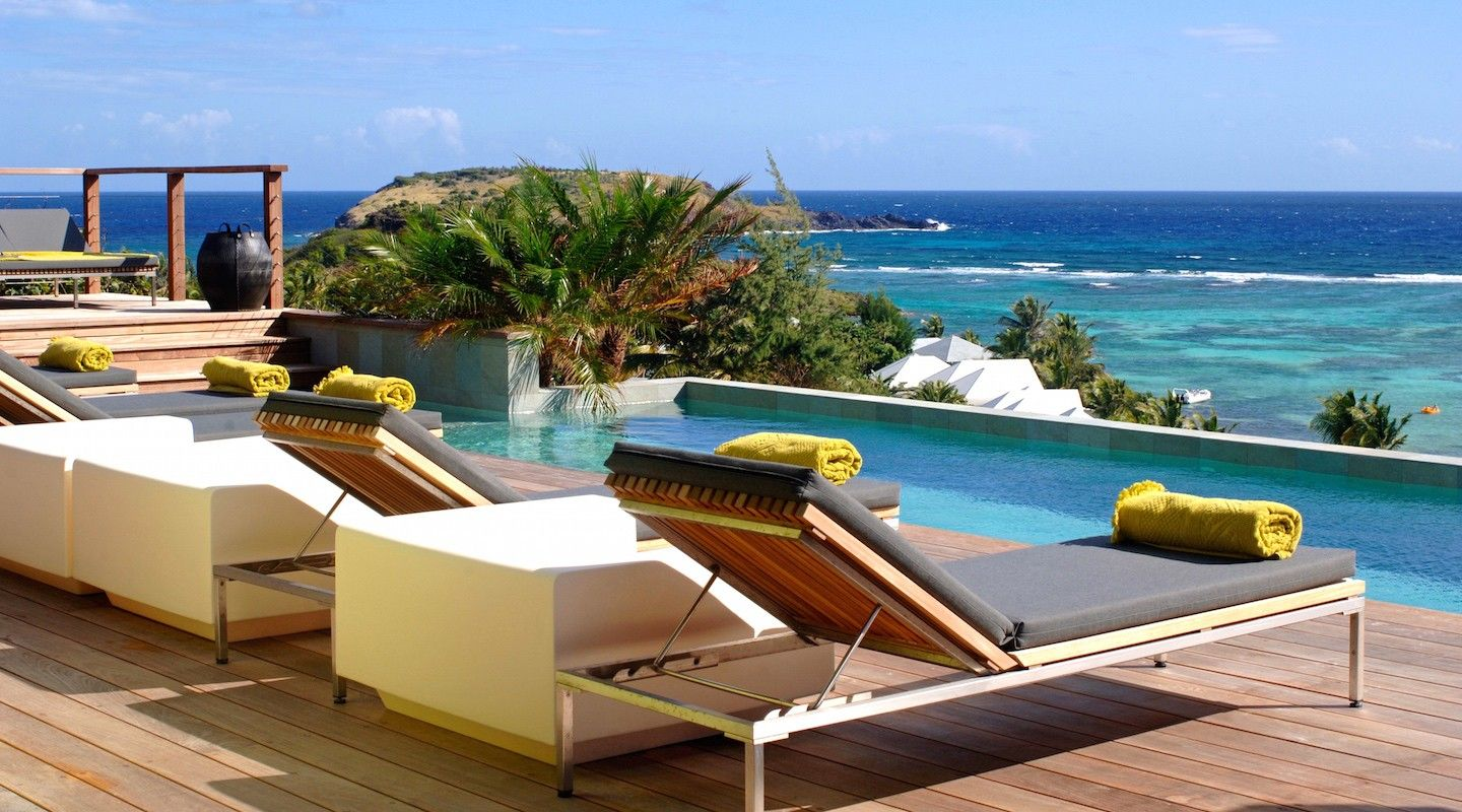 Villa Lodge 4 Epices Hotels De Charme St Barts