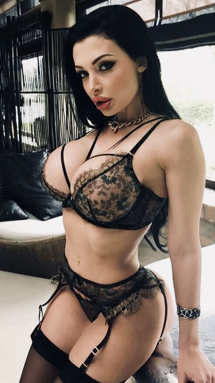 Busty Babes In Sexy Lingerie