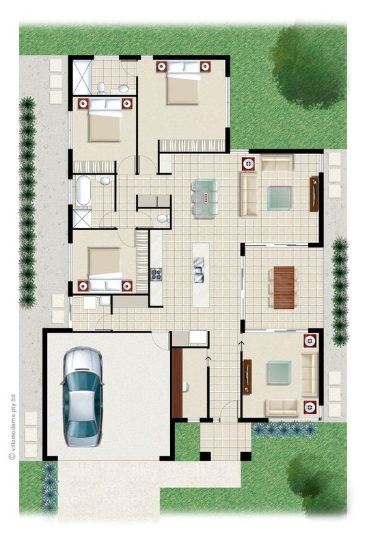 3 Bedroom Steel Kit Home Design Floor Plans Architectural Ideas