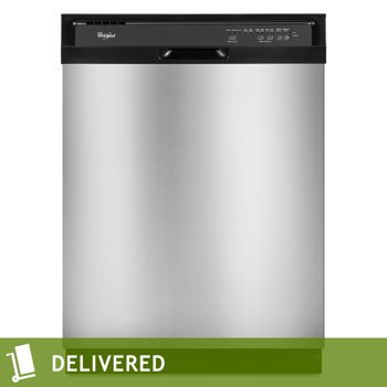 Costco Whirlpool 14 Place Setting 5 Cycle Universal Silver