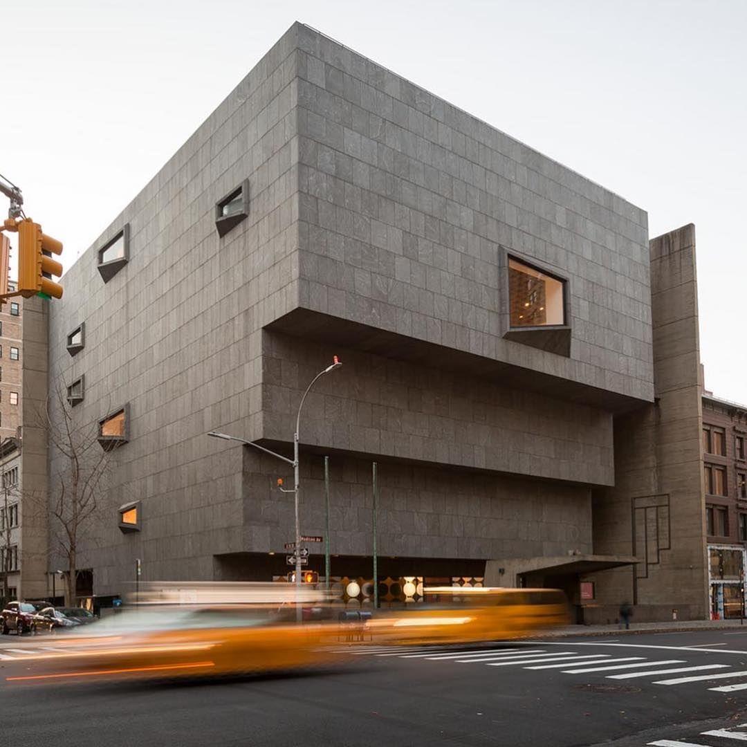 Nyc urbanism on instagram facadefridays marcel breuer