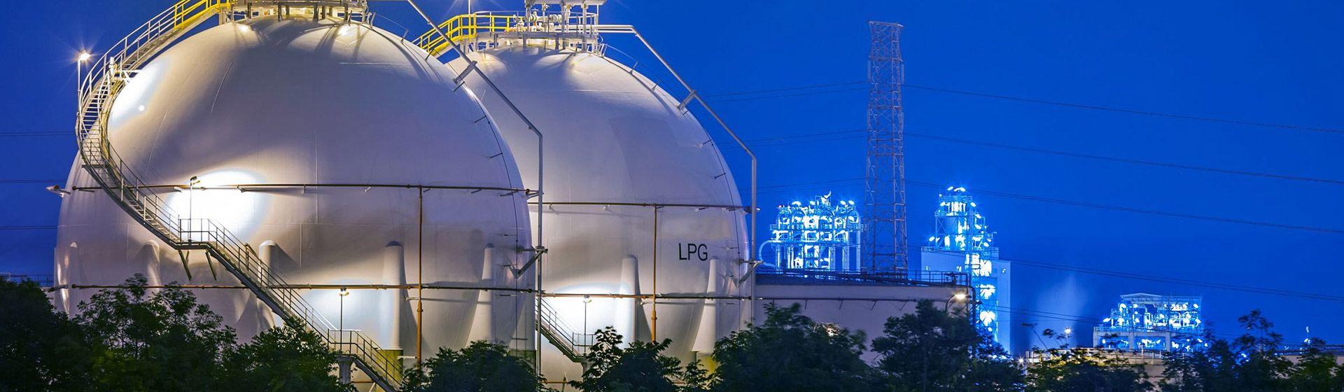 Modular Gas Plants Oil Refinery Crude Oil Gas