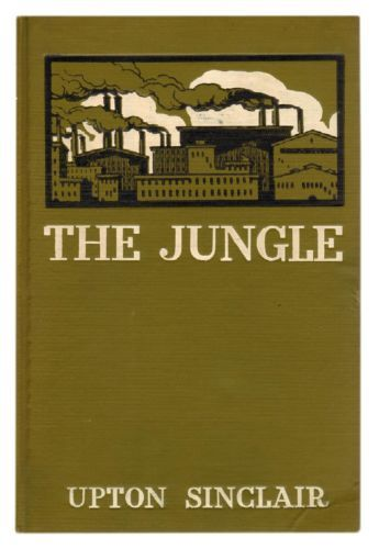 The-Jungle-Upton-Sinclair-1st-Ed-1906