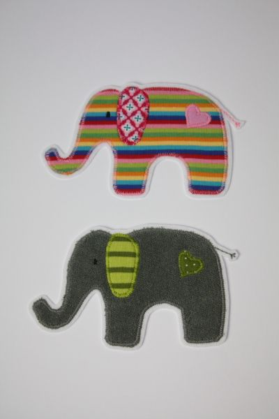 Elefant Dini | DIY | Pinterest | Applikationen, Applikationsvorlagen ...