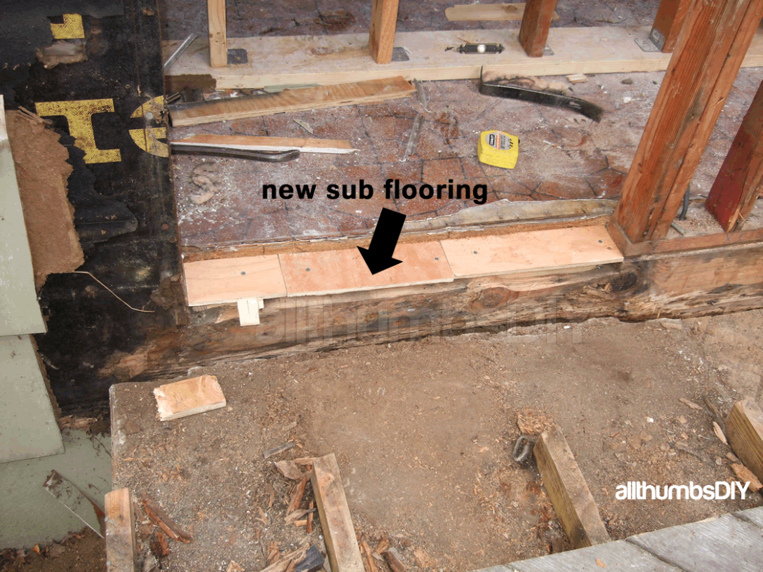 How To Repair Rotten Wood Bathroom Floor How To Repair Rotten Wood Bathroom Floor How To Repair Rotten Wood Bathroom Floor A Balustrade Attic Is Alone As Acce Di 2020