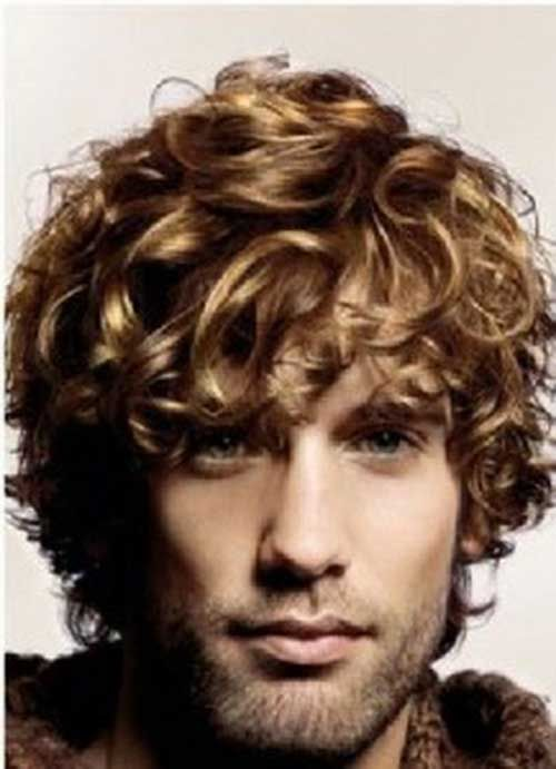 10 Mens Hairstyles For Thick Curly Hair Men S Curly Hairstyles