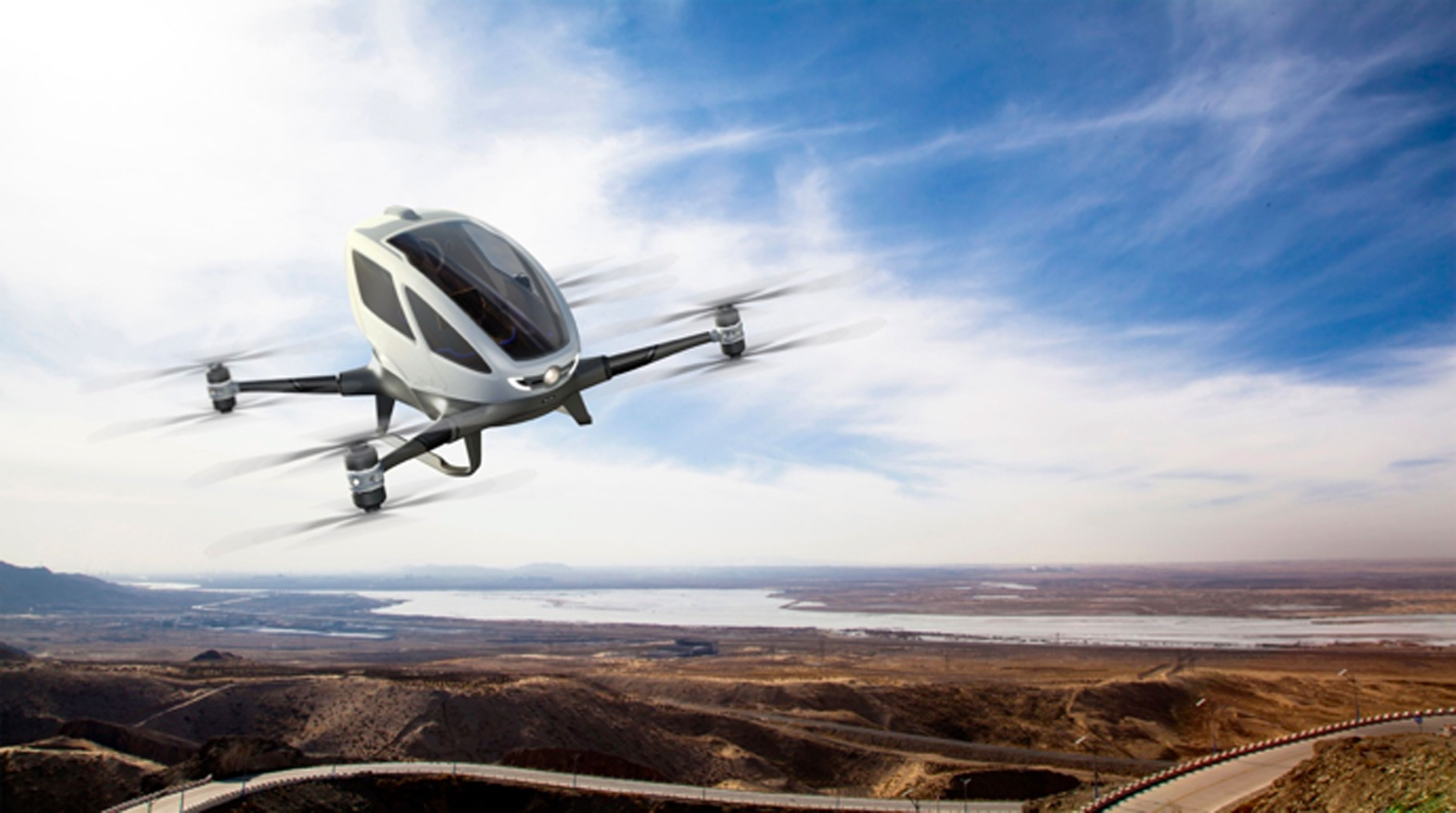 Flying Taxis Are Coming To Las Vegas #refinery29