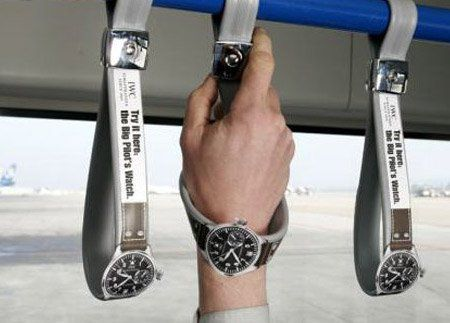 Handrail-watches