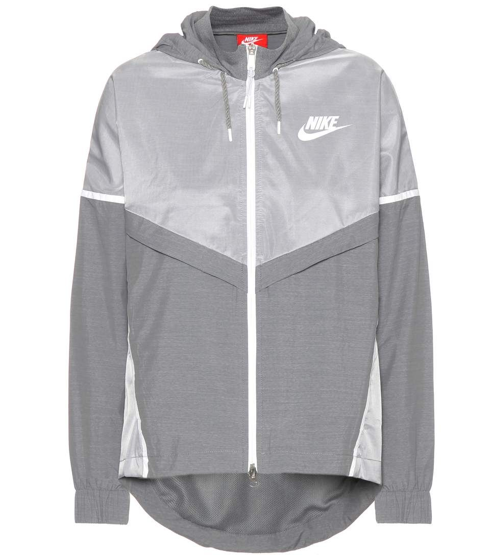 86fe8b48948c65 NIKE Bonded Windrunner reflective jacket. #nike #cloth #clothing ...