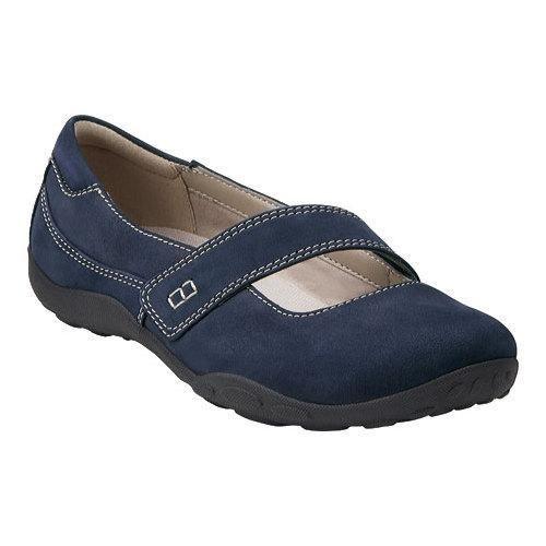 Womens Shoes Clarks Haley Skylar Navy Nubuck