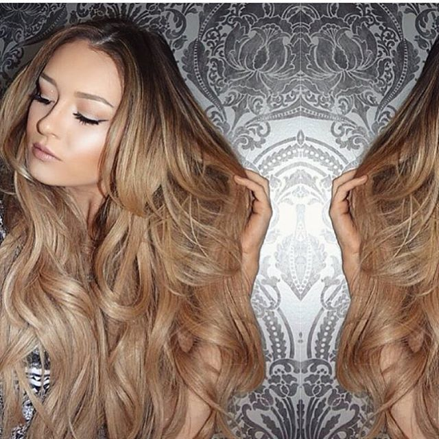 All Eyes On Amyjeanmilligan Rocking Her 220g 22 18 Dirty Blonde