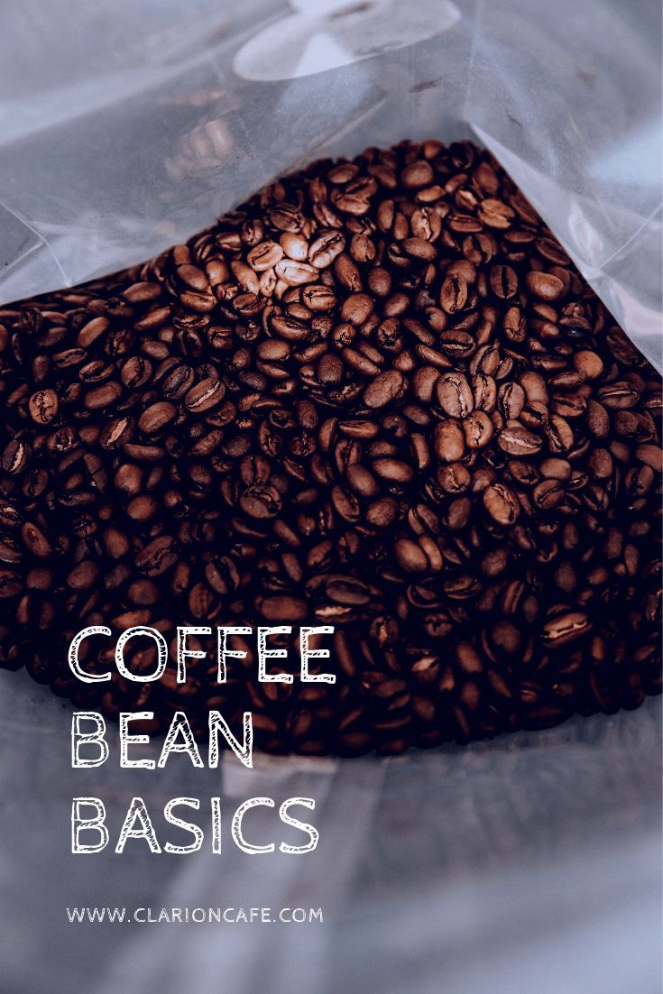 Coffee Bean Types A Summary of Varieties, Roasts, and