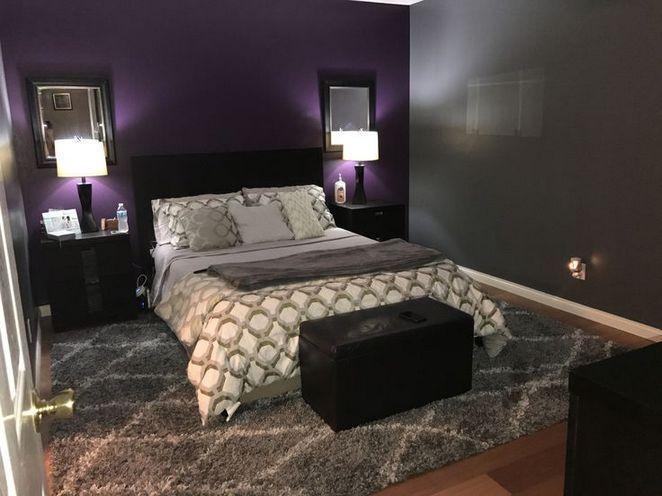 7 Secrets To Romantic Bedroom Ideas Deco Chambre Parentale Noir