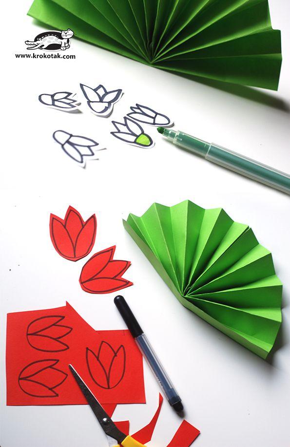 Pin de Maria Ester en Origami | Pinterest | Primavera, Papel y ...