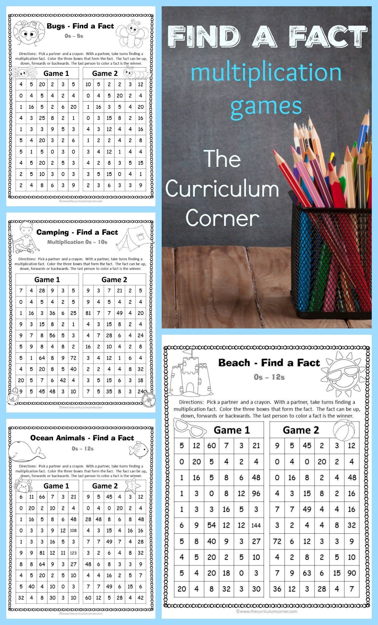 Pin By Kim Gibson On Math Activities