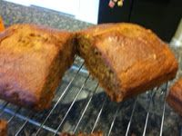 One Fit Fighter's Blog: Clean Banana Nut Bread