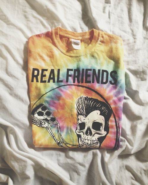 Where the hell is this Real Friends band shirt sold at so I can buy it?