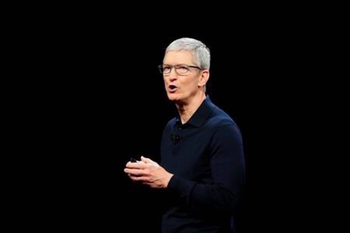 Apple announces its longawaited streaming TV service